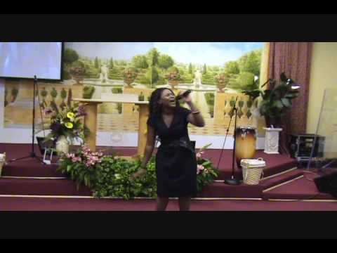 You are the Pillar - Sabina Worships @ Redeemed Christian Church