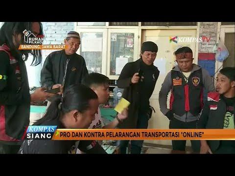 Pro Kontra Angkutan Online, Dishub Jabar Gelar Pertemuan