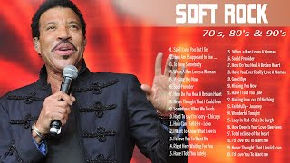 Download lagu Lionel Richie ,Michael Bolton, phil collins,Air Supply, Chicago,bee gees- Best Soft Rock Songs ever