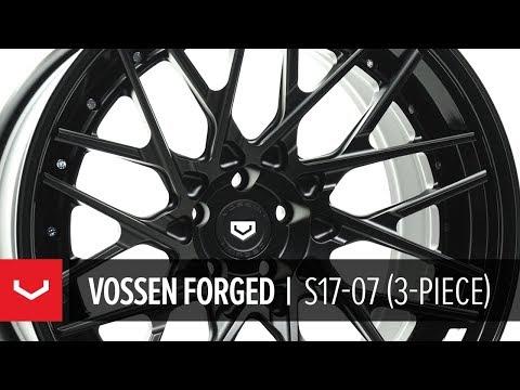 Vossen Forged | S17-07 3-Piece Wheel