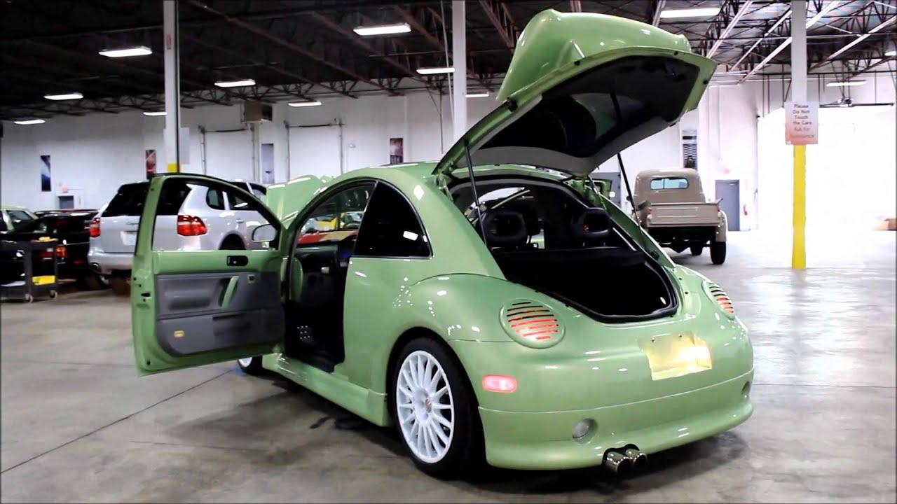1999 VW Beetle Green