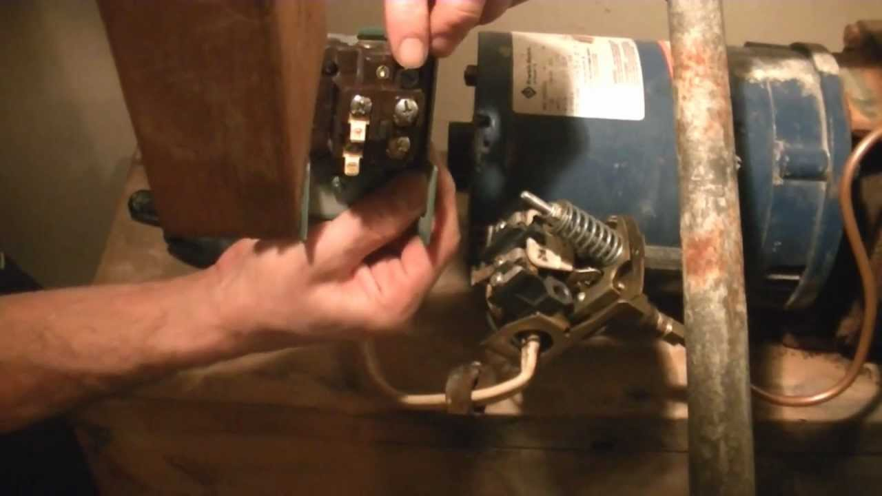 Water Pump Regulator Switch Removal Installation And
