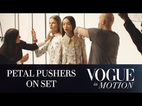 Vogue in Motion - Petal Pushers: EP 2 of 3...