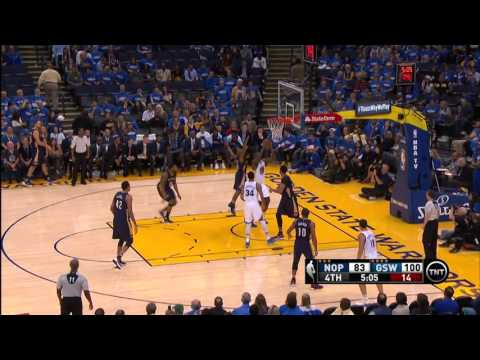 Top 10 NBA Plays: October 27