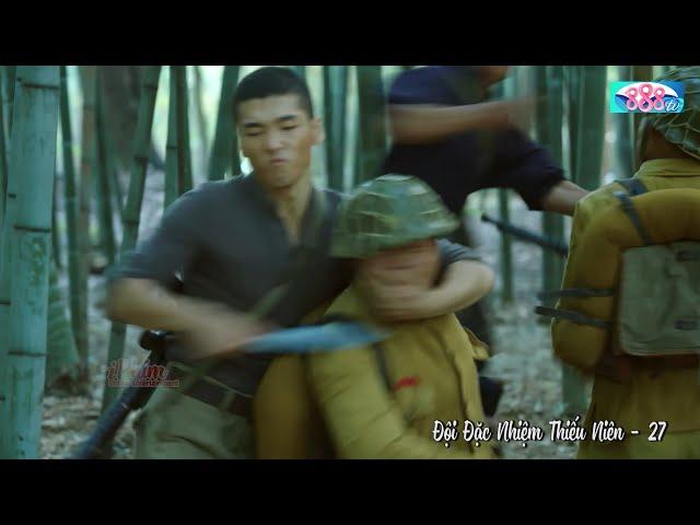 Sát Thủ Dao Quắm Núp Trong Rừng Tre 1 Nhát Dao Kết Liễu 1 Tên Lính Nhật   Đội Đặc Nhiệm   888TV