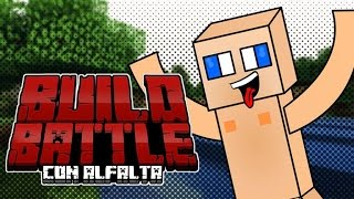 Build Battle con Alka, Alfalta y Beaner