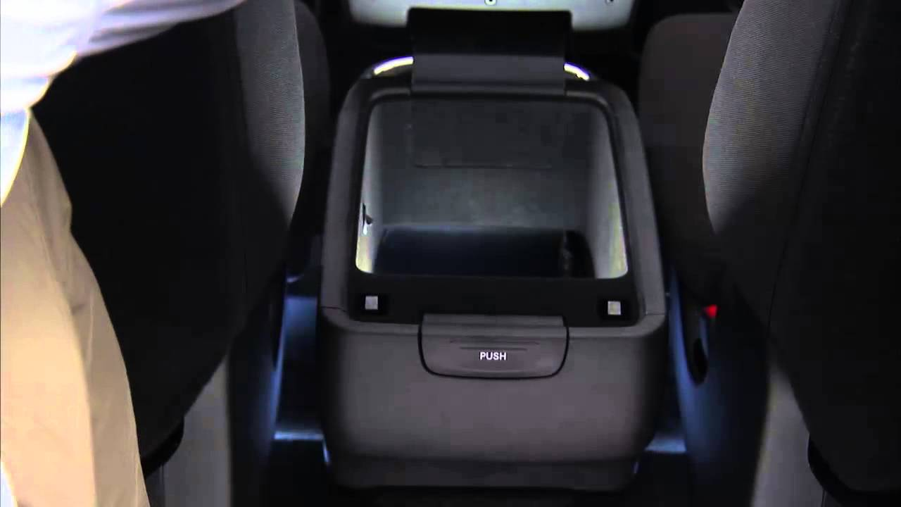 2015 Dodge Durango | Rear Captain Chairs and Center ...