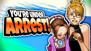 【 Phoenix Wright: Trials and Tribulations 】Case 2 Part 5 - Live Stream Gameplay