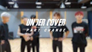A.C.E(에이스) - UNDER COVER_PART CHANGE