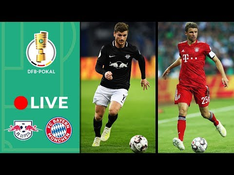 The German Cup final will be streamed for free on YouTube today