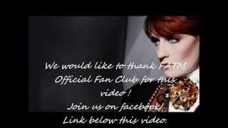 """Florence and the Machine """"Breath of Life"""" KARAOKE"""