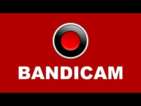 Бесплатная версия Bandicam для записи видео с рабочего стола