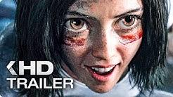 ALITA: Battle Angel Trailer 2 German Deutsch (2019)
