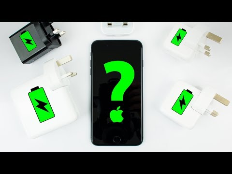 HOW TO GET - FAST CHARGING on iPhone X, iPhone 8, iPhone 7 & iPhone 6!