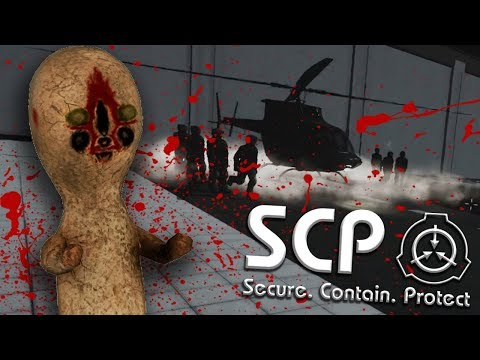 SCP: Betraying the Nut