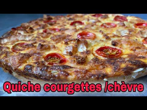 🍎❤️-recette-de-la-meilleure-quiche-courgettes/chÈvre-super-facile-et-rapide