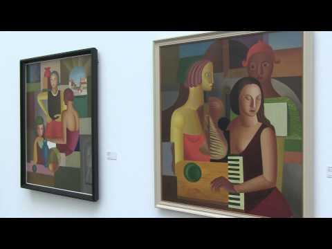 Elektromagnetisk - Moderne kunst i Nord-Europa, 1918-31