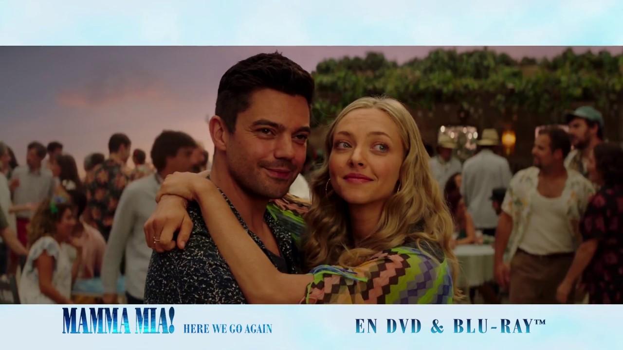 Bande Annonce Mamma Mia 2 Disponible En Dvd Le 2811 Youtube