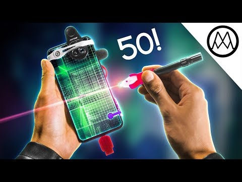 50 Smartphone Gadgets you might have NEVER seen.