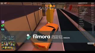 roblox jailbreak float car glitch!