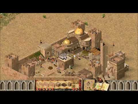 Stronghold Crusader AI Tournament S2 E17 Emperor vs Emir