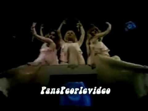 Pans People - Star on A TV Show [Snippet] - TOTP TX: 06/02/1975 [Wiped]