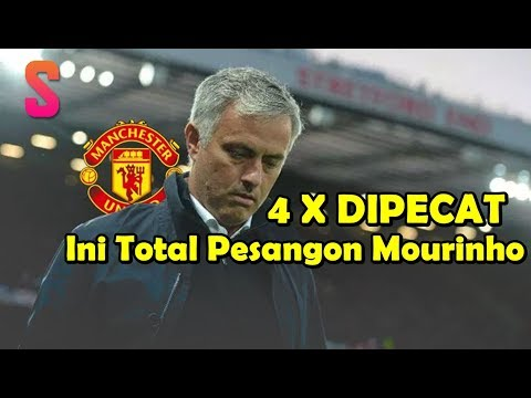 Sudah 4 Kali Dipecat, Ini Total Pesangon Jose Mourinho Mp3