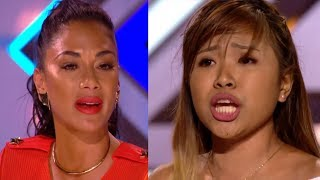 LOOK! Alisah Bonaobra MADE NICOLE CRY with Her EFFORTLESS Rendition of Listen