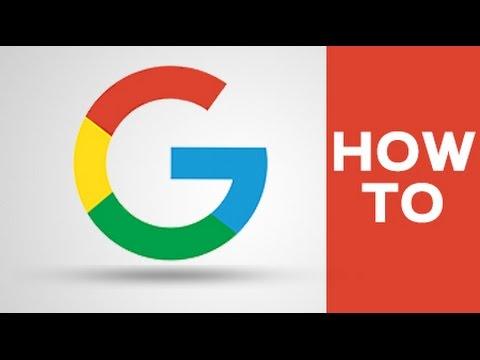 How To Make New Google Logo In Adobe Illustrator