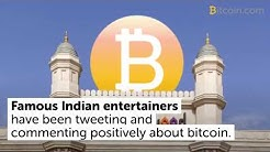 Bollywood Celebrities Embrace Bitcoin