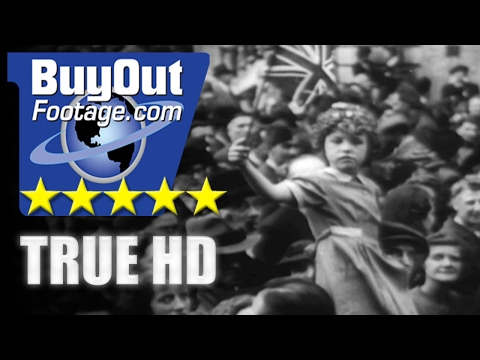HD Historic Stock Footage WWII GERMANY DEFEATED - RISE AND FALL OF THE NAZIS's