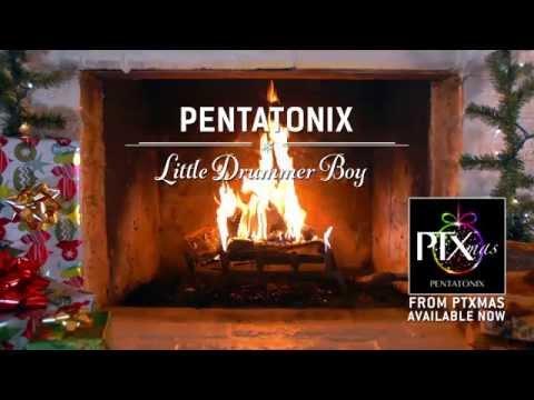 [Yule Log Audio] Little Drummer Boy - Pentatonix