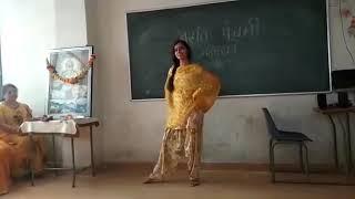student girl desi dance 15 August 2019