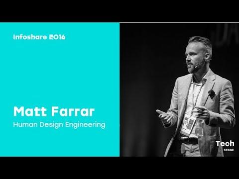 Matt Farrar (EPAM) - Human Design Engineering / infoShare 2016