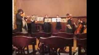 Mendelssohn - Octet op. 20 Es-dur, I. Allegro moderato, ma con fuoco