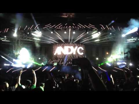 Andy C - MC Det @ Drum & Bass Arena - 06.11.2002