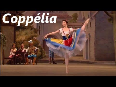 Coppélia - Full Length Ballet by Bolshoi Theatre ft. Natalia Osipova