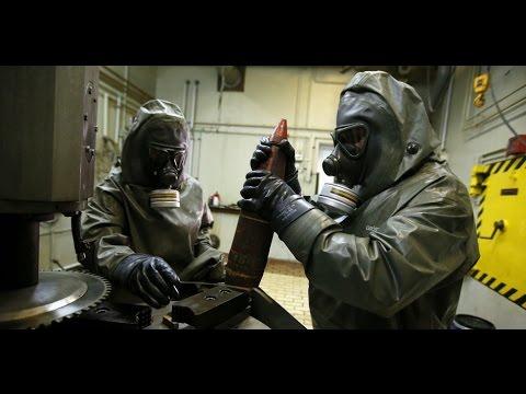 Chemiewaffen - Europas Geschäft mit dem Tod Doku
