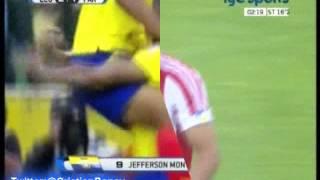 Ecuador 4 Paraguay 1 (Relato Matias Palacios ) Eliminatorias Brasil 2014 Los goles (26/3/2013)