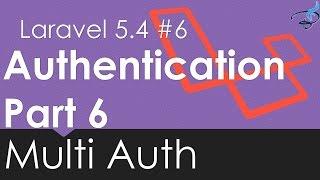 Laravel 5.4 Authentication | Multi Auth Part 1| #6 | Bitfumes