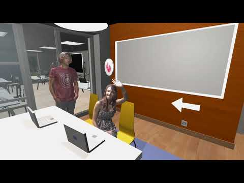 Wiki Alphabet 3D Interactive Tour