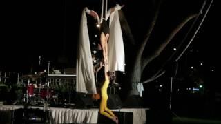 Samadhi Aerial Dance - Aerial Romance @ HISAM
