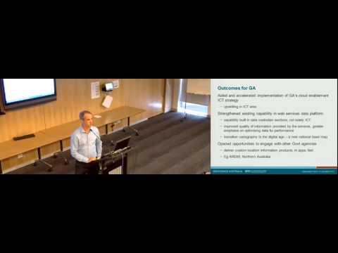 NationalMap Forum – Presentation 6: FSDFD by Simon Costello, Geoscience Australia