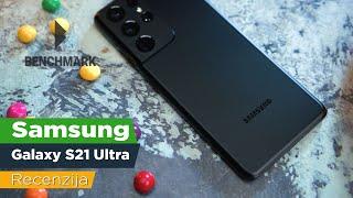 Samsung Galaxy S21 Ultra recenzija