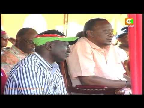 Do Not Sell Land, Kenyatta Warns Title Deeds Beneficiaries