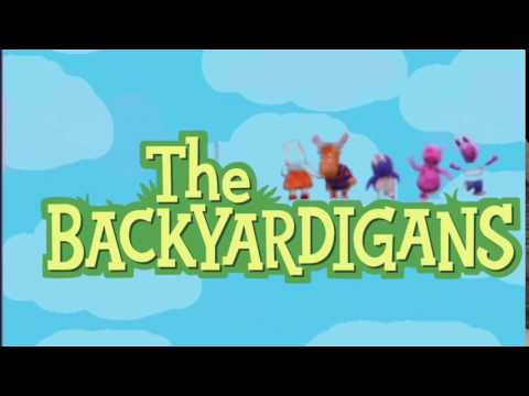 The Backyardigans (2007-2008 music in 2017 version)  National   Official Logo