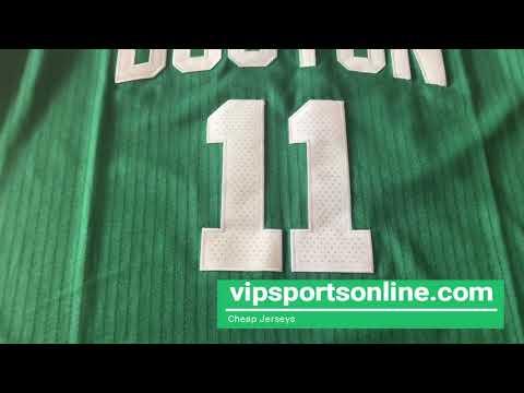 Wholesale Vip NBA #11 Irving Celtics Jerseys Online Supply
