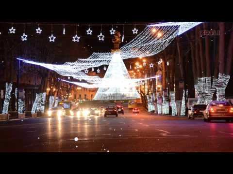 Christmas in Tbilisi, Georgia