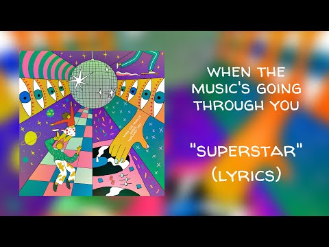 NEEDSHES - Superstar (Lyrics Video)
