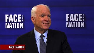 """Sen. John McCain: """"There has to be a price to pay"""" for Russian meddling"""